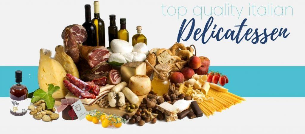 Campania Italian delicatessen Products